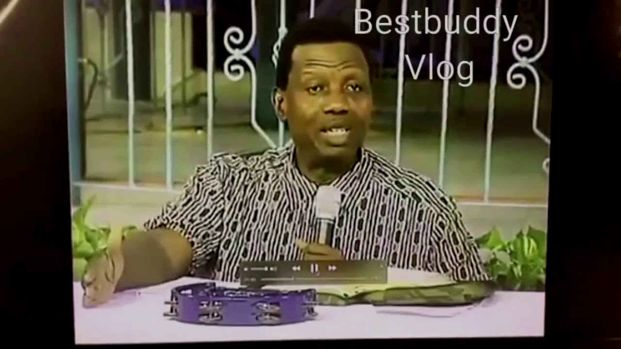 """Download """"Anyone Not Paying Tithe Is Not Going To Heaven"""" – Pastor Adeboye"""
