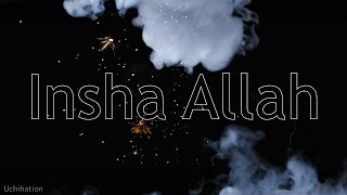 Maher Zain-In Sha' Allah~Lyrics Video