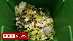 How can how we solve the planets food waste problem - BBC News