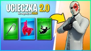 ESCAPE 2.0-7 FREE SKINS! WIE STELLT MAN HERAUSFORDERUNGEN? (Fortnite Battle Royale)