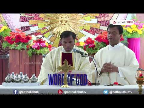 Feast of Transfiguration of Jesus @Risen Christ Church,Peravallur,Chennai,TN. 06-08-17