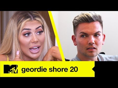 EP #7 SPOILER: Chloe And Sam's Grown Up Relationship Chat | Geordie Shore 20