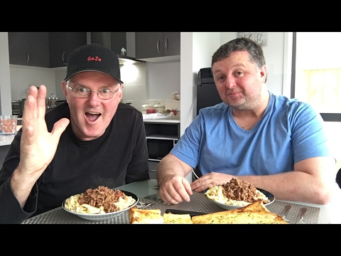 Mukbang Live |  Pasta | Tabasco Sauce Challenge