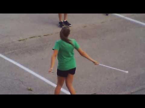 Western Hills High School Majorettes