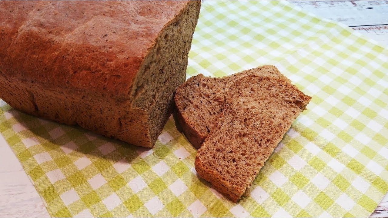 Домашний хлеб с солодом/  Зачем покупать в магазине, если так просто испечь дома.
