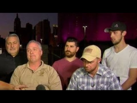Las Vegas victims, family members share their stories