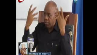 James Mbatia Utawala Wa Mwalimu JK Nyerere