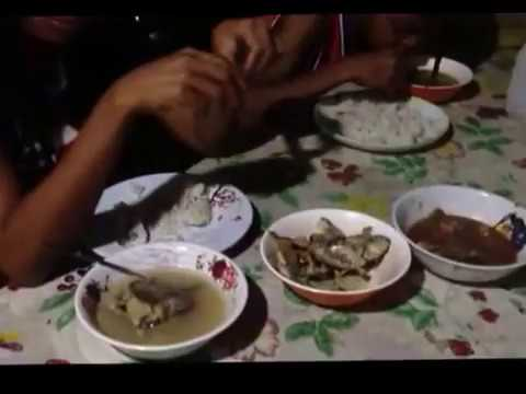DRIED FISH FINGER FOOD FILIPINO BREAKFAST A BRITIS EXPAT LIFESTYLE VIDEO
