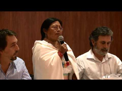 Blanca Chancoso Judges ruling to accept GMO and Transgenics Case