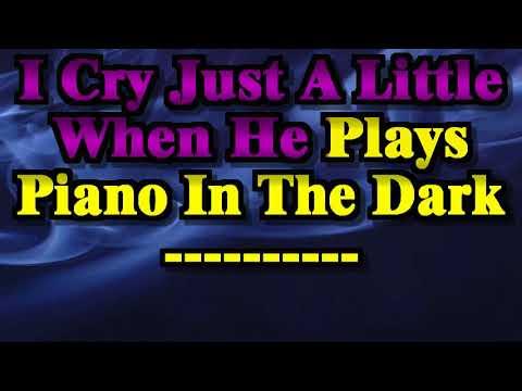 Brenda Russell - Piano In The Dark (Sing-a-long Karaoke Lyric Video)
