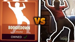 Top 10 Boogiedown Entries That Might Be Added To Fortnite