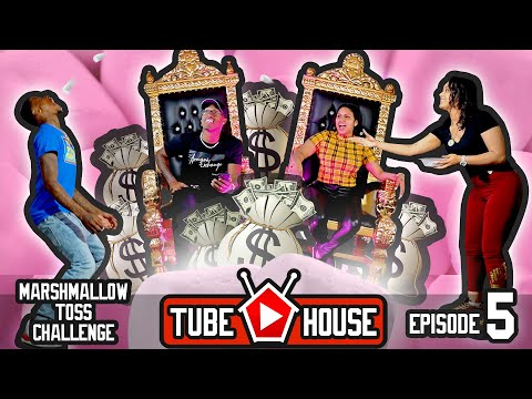 TUBEHOUSE EP. 5 | MARSHMALLOW TOSS CHALLENGE