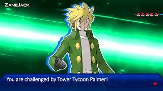Download Battle! Sinnoh Frontier Brain (Remix) | Pokémon Ultra Sun & Moon Style MP3 song and Music Video