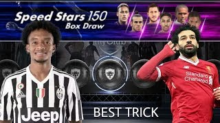 (100% WORKING TRICK ) 😁😁 Speed Stars 150 Pack Opening _ PES 18 Mobile