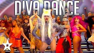DIVA TRIBUTE | Dazzling Dance Performance On Spain's Got Talent! | Got Talent Global