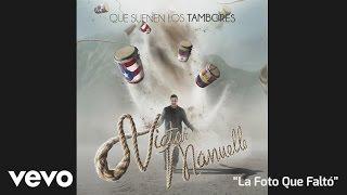 Víctor Manuelle - La Foto Que Faltó (Audio)