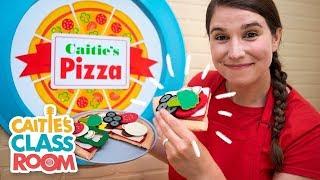 Caitie's Classroom Live - Pizza!