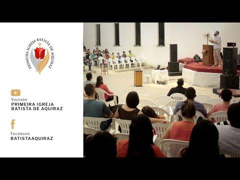 Culto PIB Aquiraz | Isaías 59 | Pr. Rômulo Monteiro.