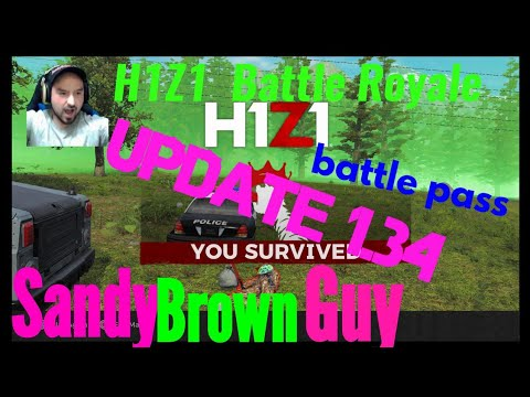 H1Z1 battle Royale Update 1.34 Lets Go NEXT 1500  PS4 PRO Not Fortnite