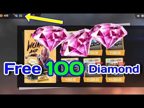 Free Fire Free Diamond💎 Unlimited•Live Proof•Must Try