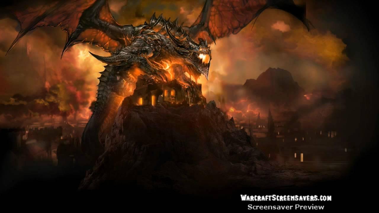 Animated World Of Warcraft