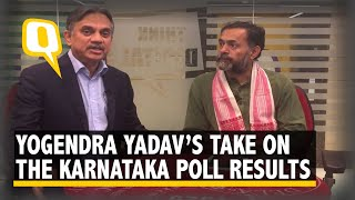 Karnataka Poll Results: Yogendra Yadav's message for BJP and Congress