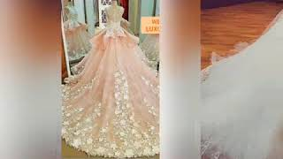 Wedding Gowns # Luxurious Couture