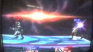 The Suizo (Wolf) vs Falco (ANON)