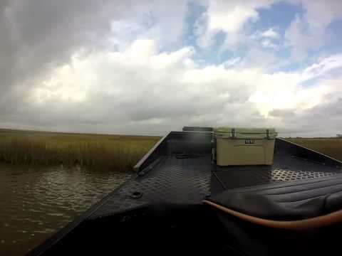 AirBoat Ride Point Comfort Tx