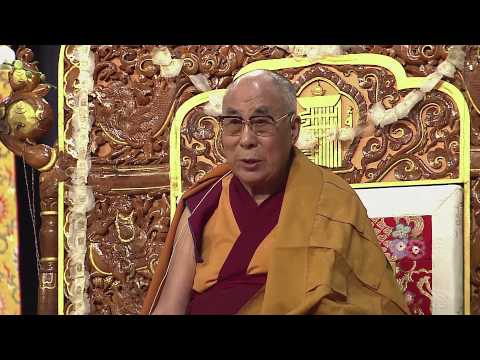 Formal Supplication while making the long life offering by Tashi Namgyal