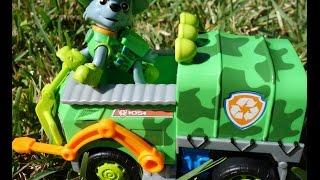 Rocky  PAW Patrol. Рокки щенячий патруль. Новая игрушка из серии джунглей