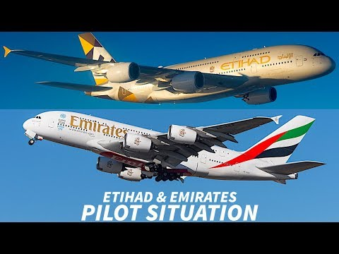 The ETIHAD & EMIRATES Pilot Situation EXPLAINED
