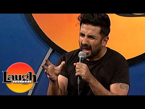 Vir Das - American Movies (Stand Up Comedy)
