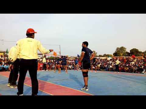 M.P. State Championship Rewa 2017 final 1st half