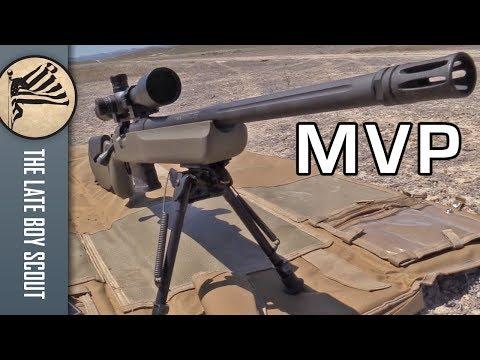 Why I like the Mossberg MVP Long Range .308