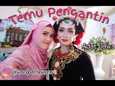 TEMU MANTEN (adat jawa) Pernikahan Yuli & Alin.. Until Jannah..