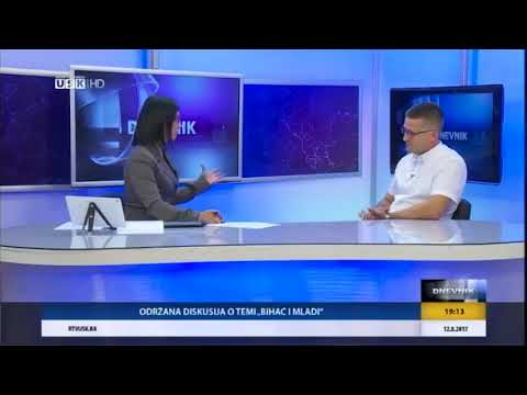 DNEVNIK 12 8 2017 Radio televizija Unsko sanskog kantona