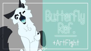 Butterfly Reference 2020 - Autodesk Digital Speedpaint