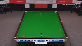 Mark Selby best snooker break