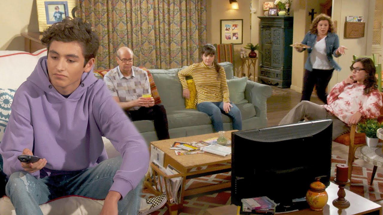 Download One Day at a Time Season 4: Watch the Alvarez Family MAKE FUN of Netflix Cancellation! (Exclusi…