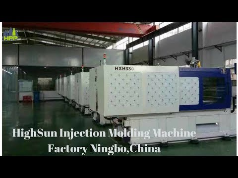 Top Chinese Brand Injection Molding Machine Manufacturing Factory Ningbo