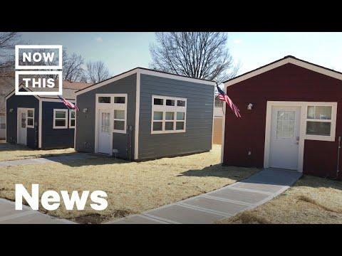 Good News WSRZ-FM - Kansas City Builds Tiny Home Village to Save Veterans from Homelessness