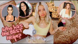 Which Celebrity Has the BEST Banana Bread Recipe?  Ella Elbells