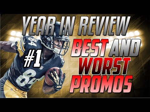 BEST AND WORST PROMOS!-YEAR IN REVIEW(1)-Madden Mobile 17