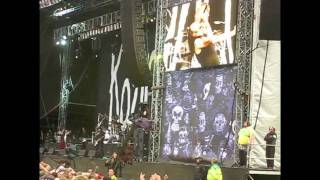 Get Up - Korn live at Download 2011