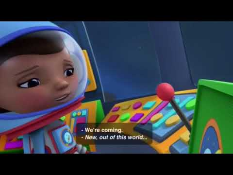 Doc Mcstuffins Pet Rescue Toys In Space Promo Youtube