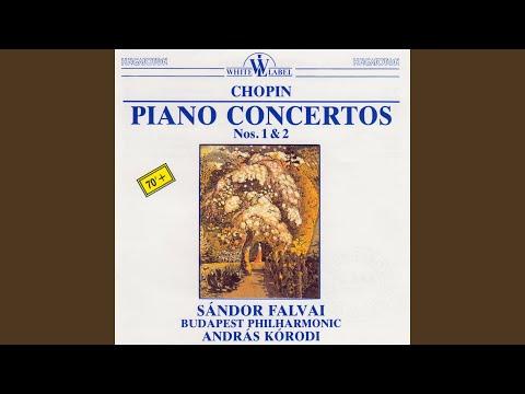 Concerto No.1 For Piano And Orchestra In E Minor, Op. 11: II. Romanze. Larghetto
