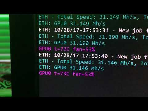 Mining ETHEREUM In A Dorm Room 2017 PROFIT?