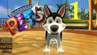 Fantastic Pets - XBOX360 with KINECT Part 1 TRUE HD - QUALITY 1080p