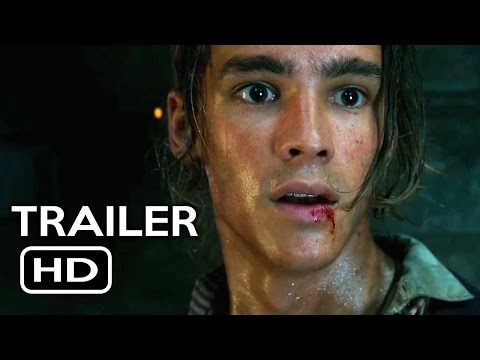 трейлер 2017 - Pirates of the Caribbean: Dead Men Tell No Tales Official Teaser Trailer #1 (2017) Movie HD